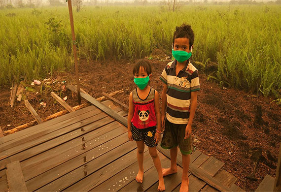 'Every Child Born Today Will Be Profoundly Affected by Climate Change'