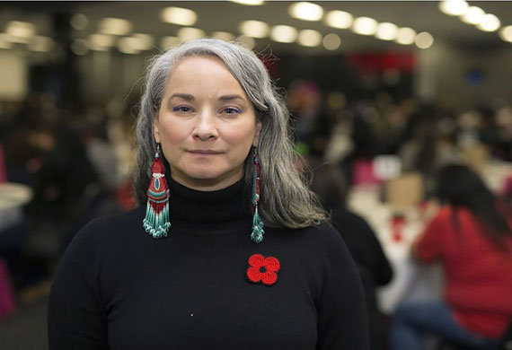 Colonialism to blame for MMIWG, not the victims: Nahanni Fontaine